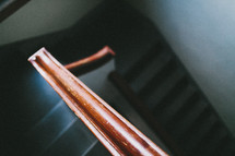 a stairwell