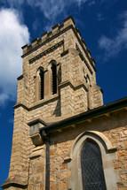 Anglican Church steeple