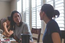 women's group Bible study