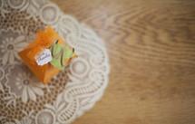 give thanks pumpkin treat box