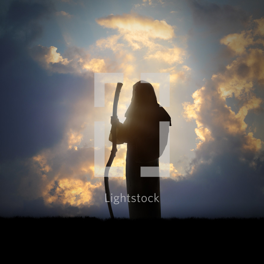 Apostle silhouette