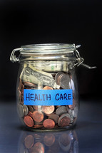 healthcare fund jar