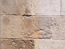 textured bricks
