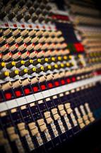 soundboard controls