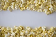 popcorn border.