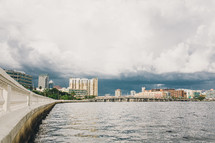 Tampa Bay shoreline