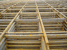 construction steel, 