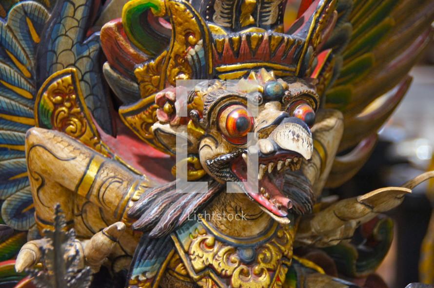 Indonesian idol god