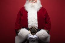 Santa torso