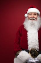 Santa headshot