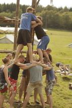 building a trust pyramid