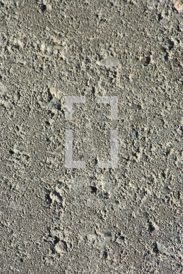 texture in sand