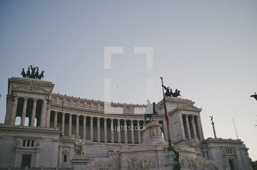 Monument in Rome