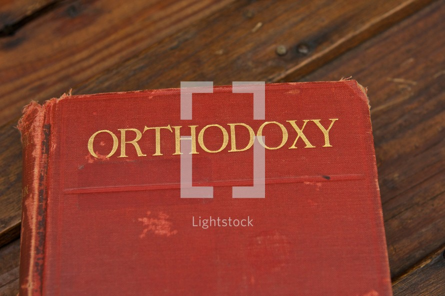 orthodoxy book
