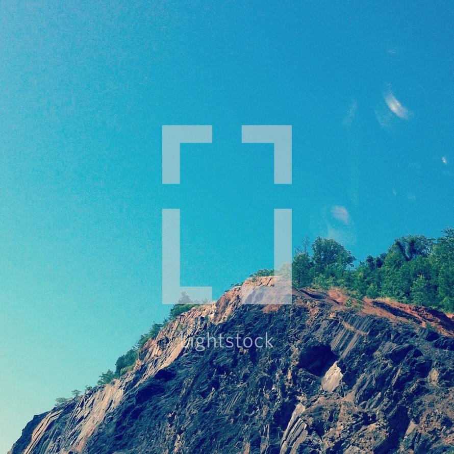 rocky peak