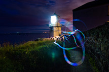 lighthouse beacon light