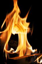 lips of flames