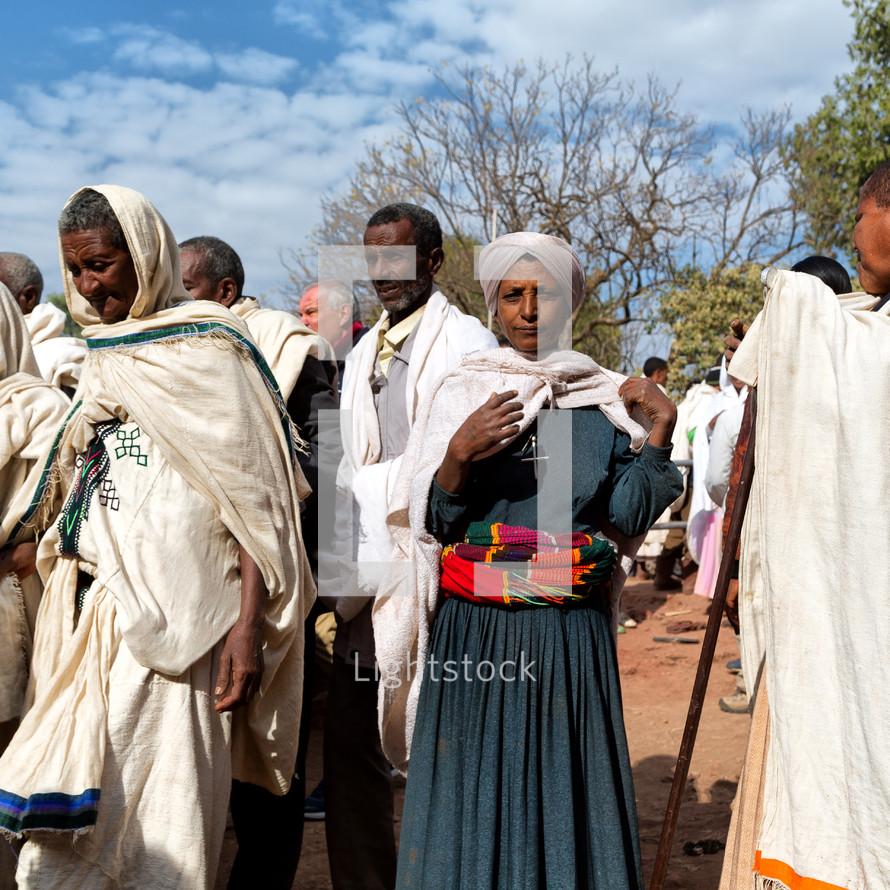 people of Ethiopia