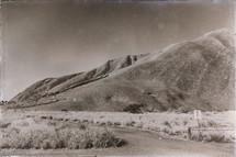 sacred mountain view