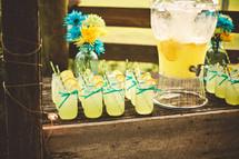 lemonaide in glasses