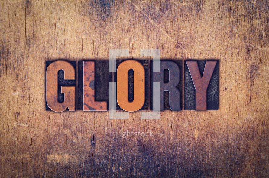 word glory