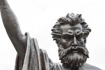 Statue of Paul the Apostle, Minsk, Belarus