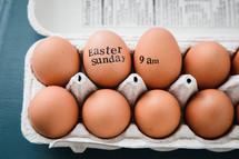 Easter Sunday 9 am