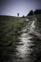 path to worship