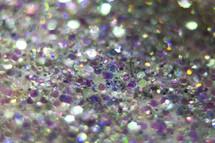 macro glitter