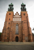 brick cathedral