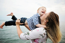 love between a mother and son