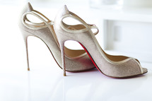 stilettos, womens shoes, Louis V. Vuitton, wedding, evening formal
