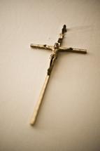 Crucifix wall cross