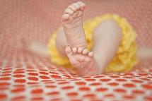 newborns feet