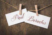 Paul Barnabus