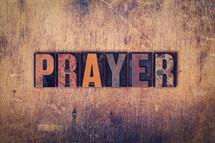word prayer