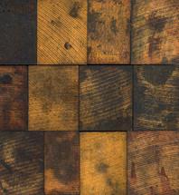 wood blocks background