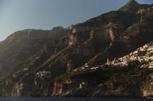 Italian shoreline