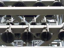 Carillon church bells.