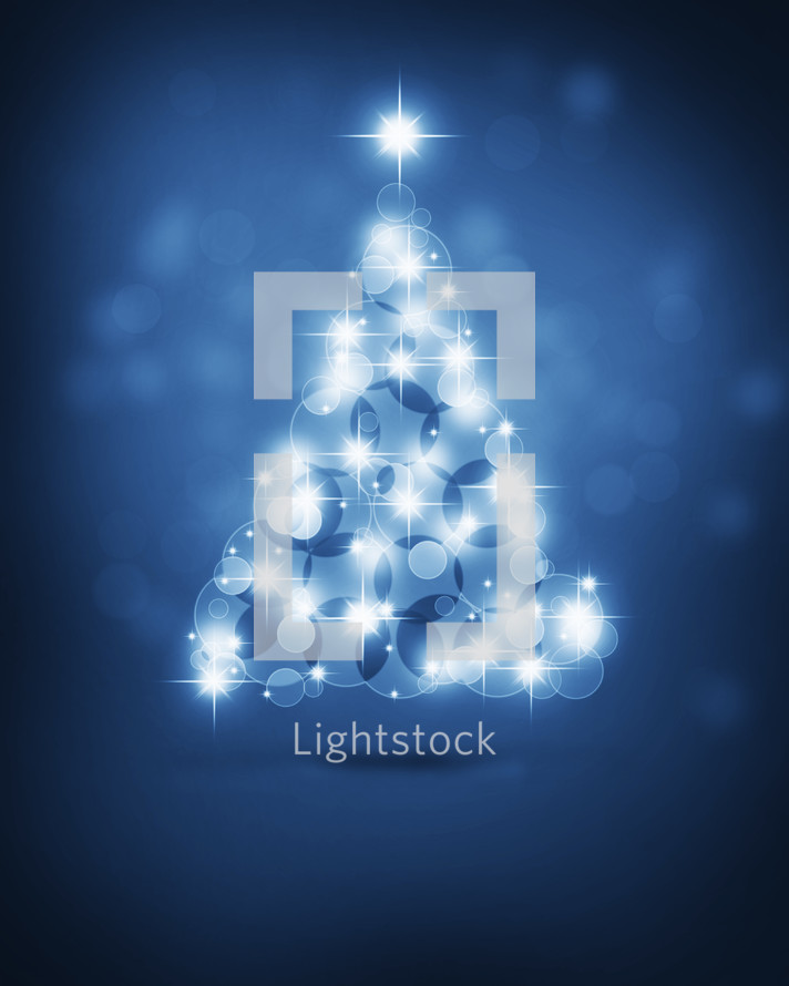 Brilliant Christmas tree.