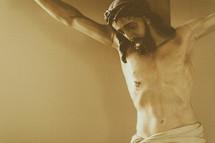 Crucifixion of Jesus Christ.