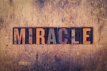 word miracle