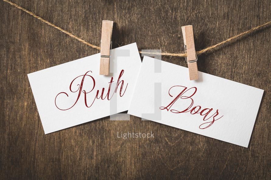 Ruth Boaz