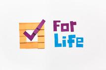 check for life