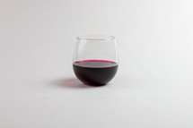 wine in a cup