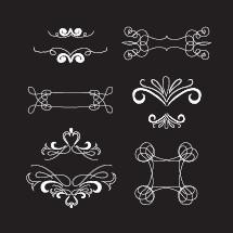 decorative boarders