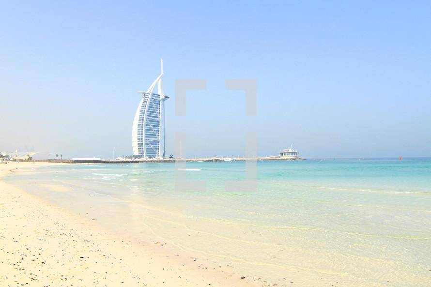 iconic building in Dubai