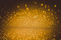 gold glittery background