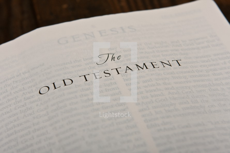 Scripture Titles - The Old Testament