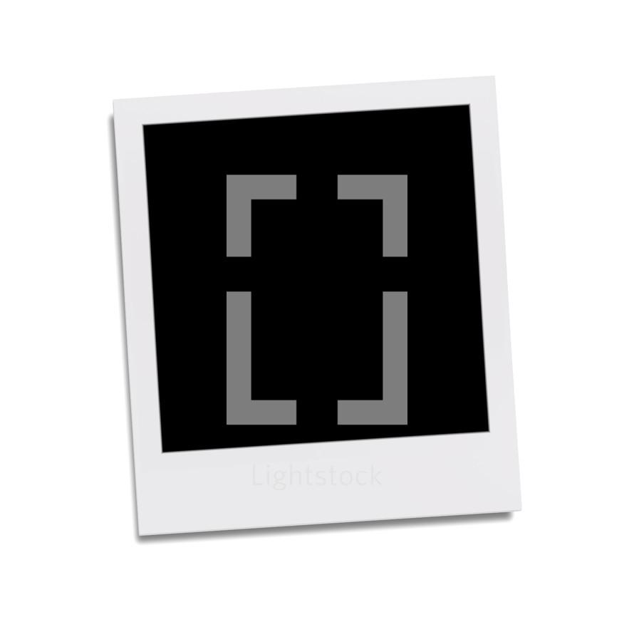 polaroid photograph